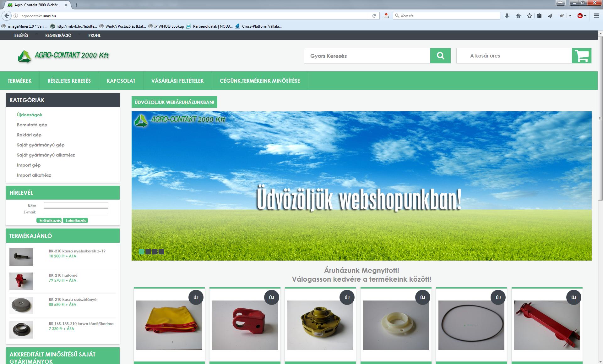 agrocontaktwebshop