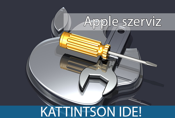 Apple Szervíz
