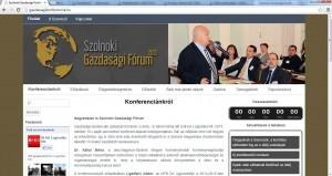 Szolnoki Gazdasági Konferencia